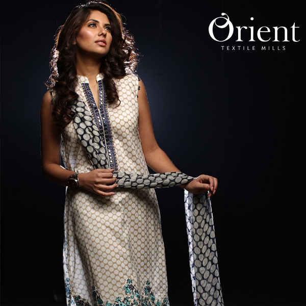 Orient 2015 Chiffon Dress Collection