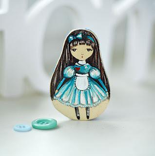 Алиса, Алиса в стране чудес, Буслова Евгения