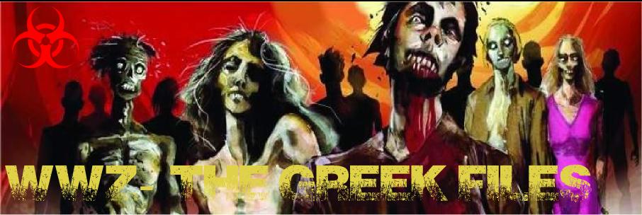 World War Z - The Greek Files