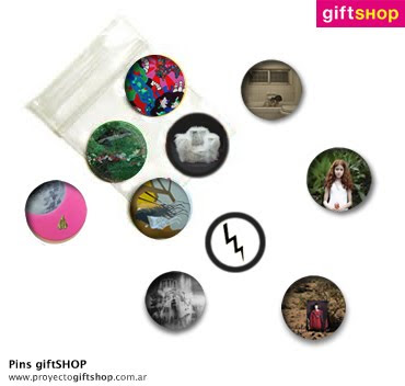 arteBA Gift SHOP | Pins