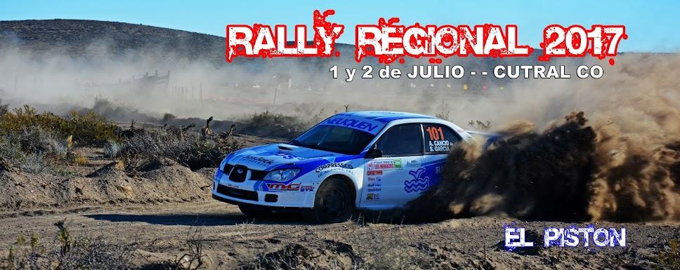 Rally Regional. Desde la Patagonia al mundo