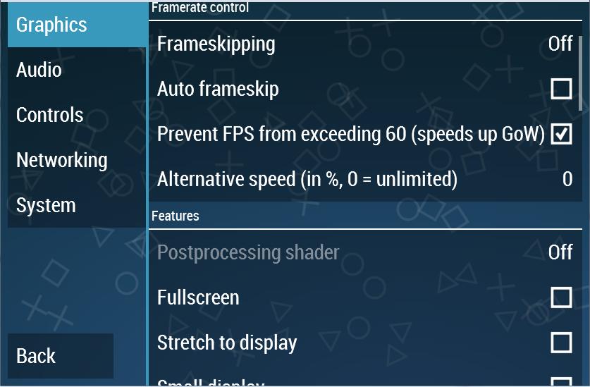 setting ppsspp terbaik