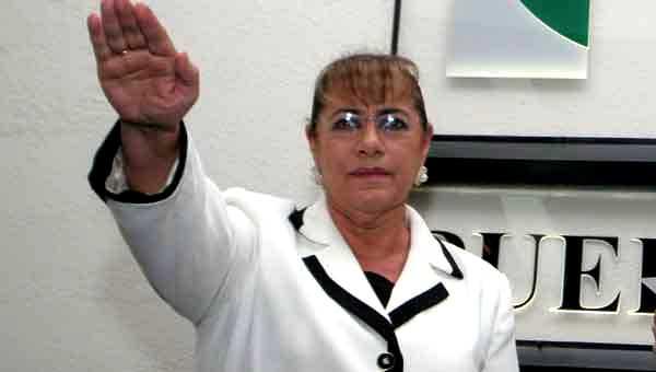 Silvia Tanús al frente del CDE del PRI