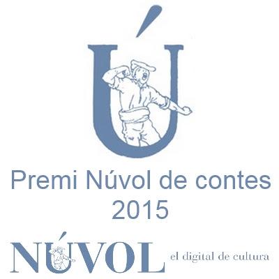 'Premi Núvol de contes 2015'