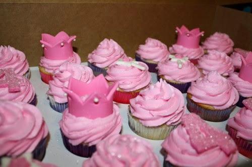 MuyAmeno.com: Cupcakes Princesa Sofia, parte 2