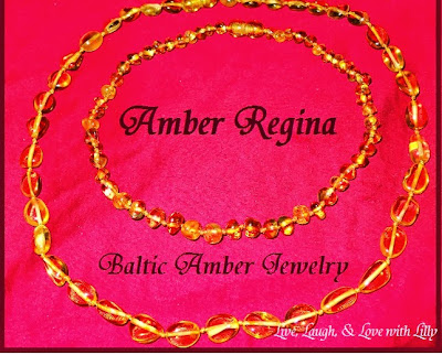 Live, Laugh, Love with Lilly, Amber Regina Review, Blatic Amber