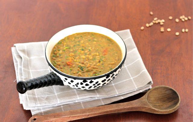 Black Eyed Peas Curry with fresh ground masala