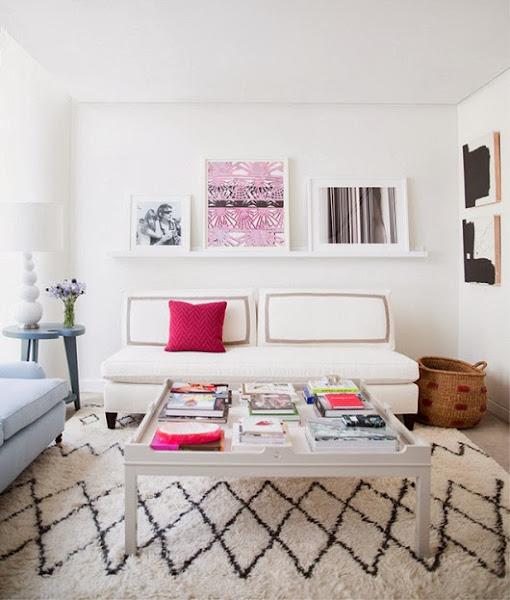 Decorar pared espejo decorar tu casa es - Decorar pared sofa ...