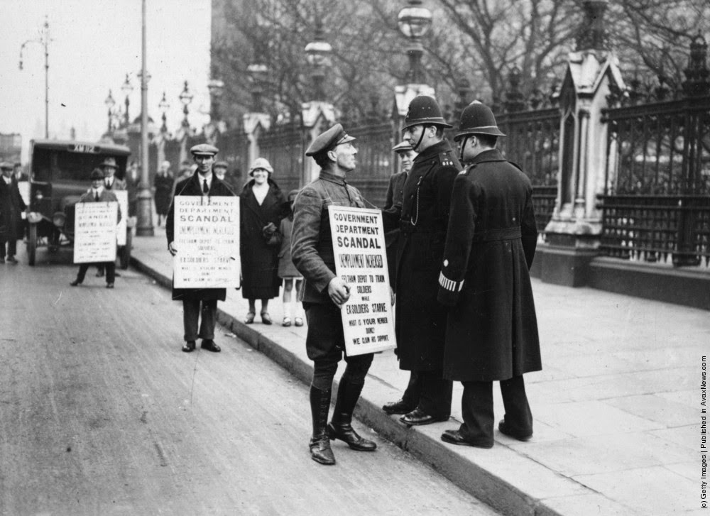 the general strike of 1926 The general strike in britain took place on may 3-12, 1926 more than five million  organised workers in all the major branches of industry and.