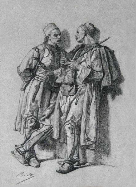 Deux Albanais