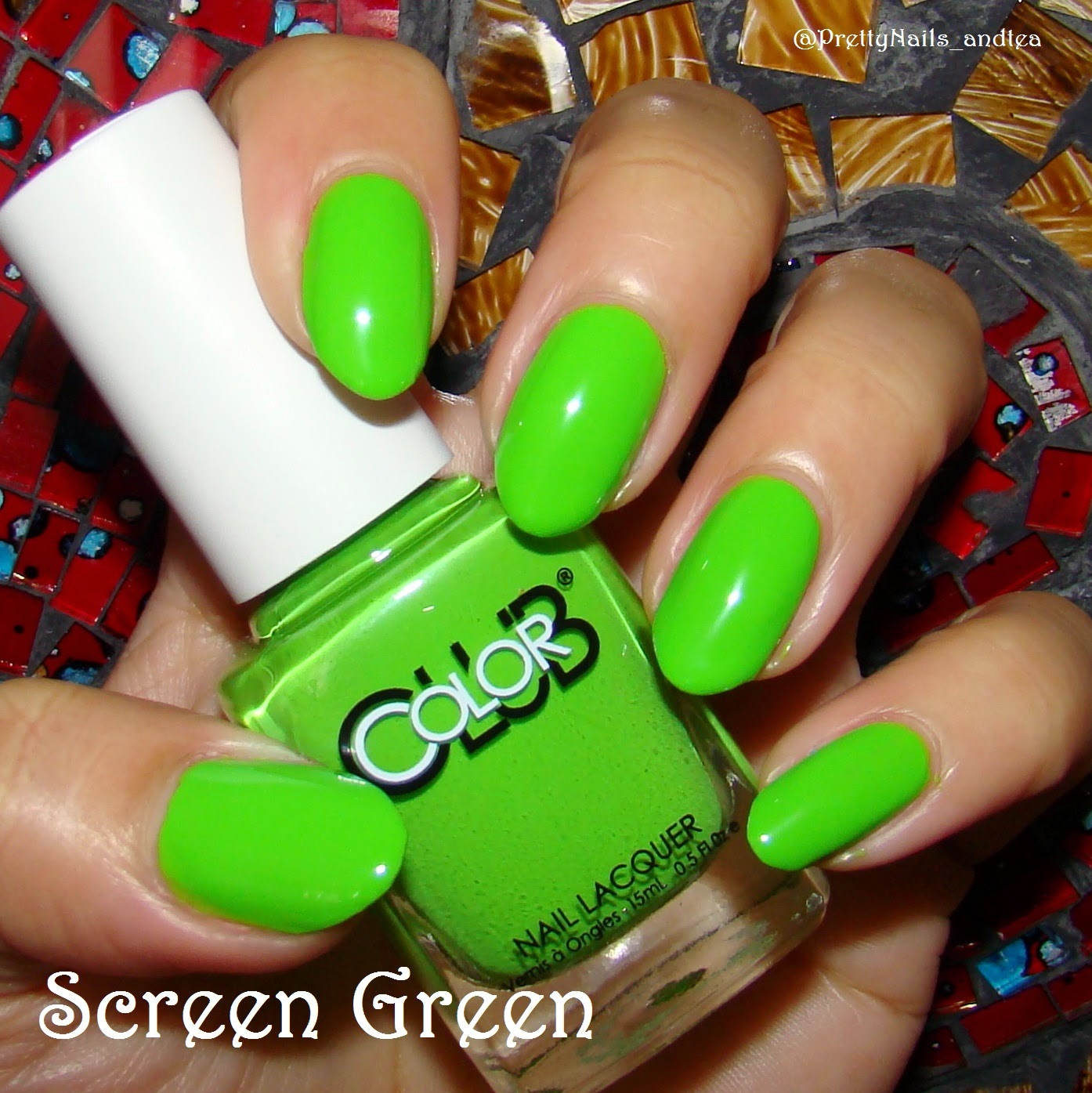 screen green color club yahoo