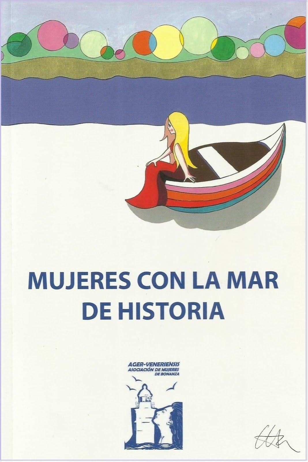 Mujeres con La Mar de Historia