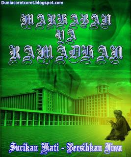 Kata2 (Bergambar) Sambutan Untuk Bulan Ramadhan/Puasa