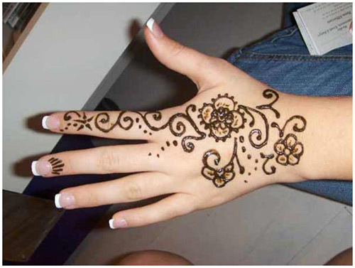 Henna Mehndi Love : I love my mehndi design photo of henna by ridz fremont ca united