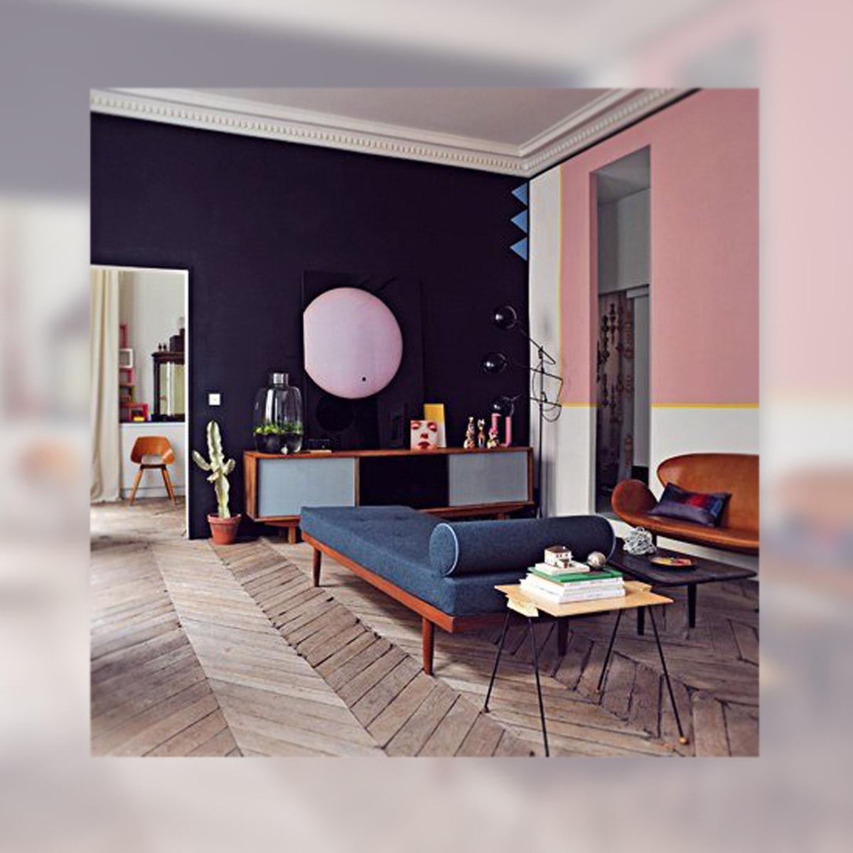 Dise o apartamento a os 50 la musa decoraci n for Mobiliario anos 50
