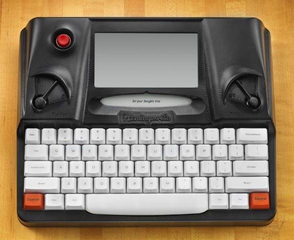 Máquina de Escrever Digital