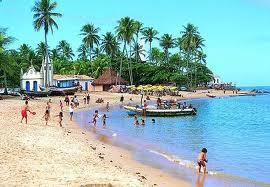 Playa Forte imperdible belleza de Brasil