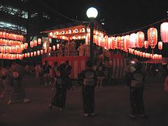 神田公園盆踊り