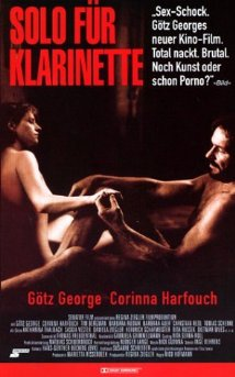 Solo fur Klarinette, a German murder mystery that may or may not have a clarinet in it