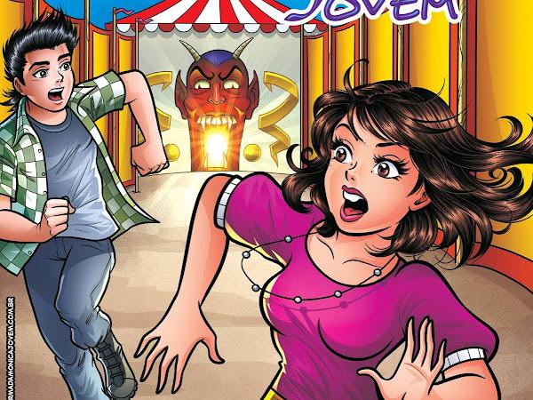 Lançamentos de março da Panini Comics - Maurício de Sousa