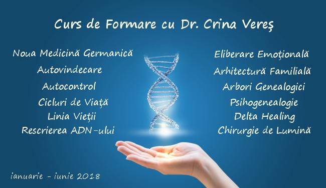 Curs de formare Noua Medicina Germanica 2018