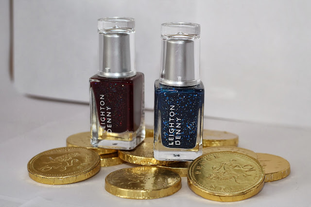 Leighton Denny Nail Polish Swatch and Review