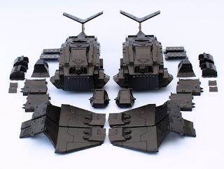 Stormraven parts