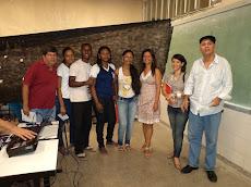 Equipe  do Colégio Leandro Maciel