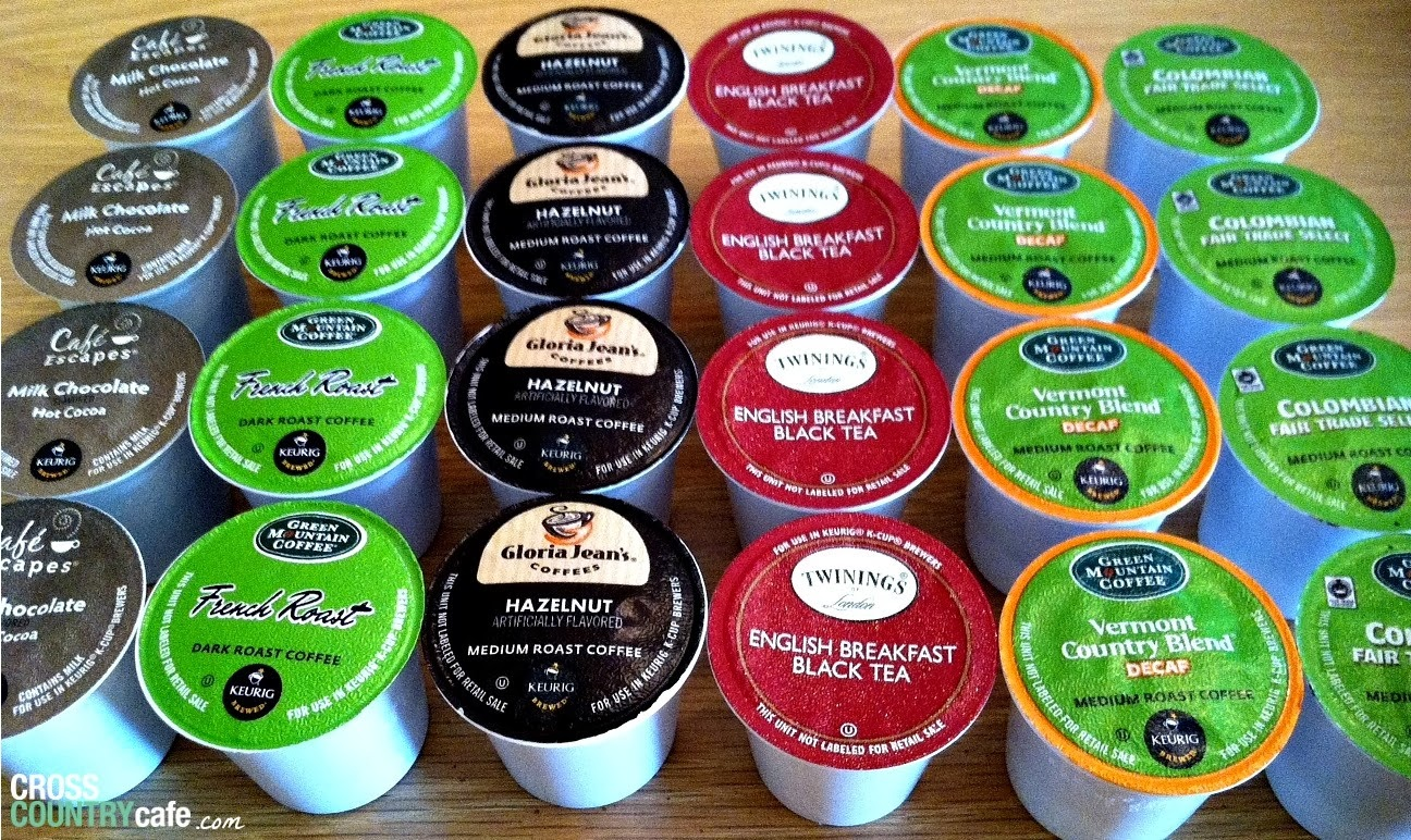 Keurig K-cup Dinner Party Variety Pack