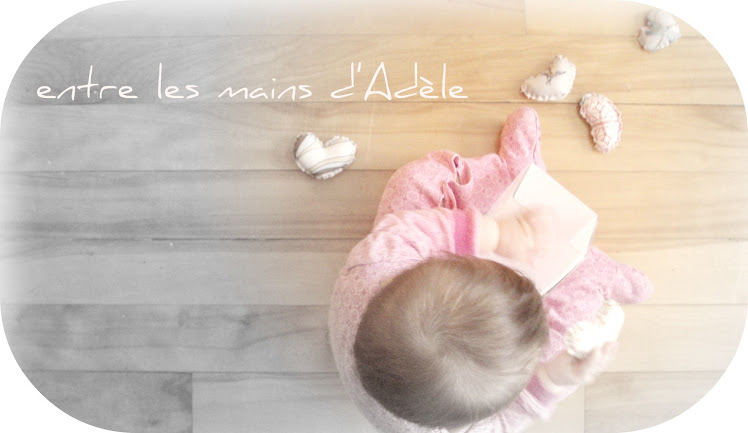 entre les mains d'Adèle