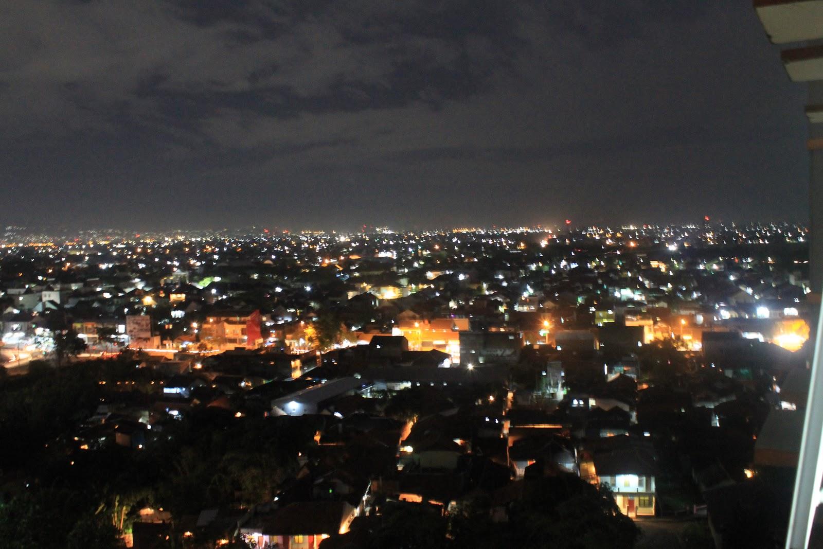 Pemandangan Malam Foto Dunia Alam Semesta INDONESIA