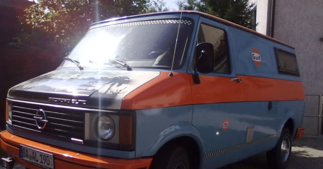 bedford cf2 van for sale opel bedford blitz gulf. Black Bedroom Furniture Sets. Home Design Ideas