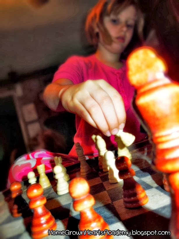 Homeschool Chess