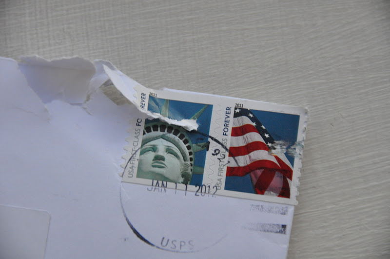 I Really Loved The Stamps On Envelope My Bracelets Came In And Being Clumsy Reckless Person Am Unfortunately Ripped One