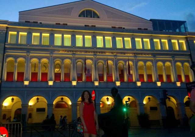 Teatro Calderón Valladolid