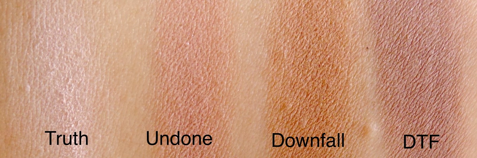 Urban Decay Vice 3 Palette review swatch