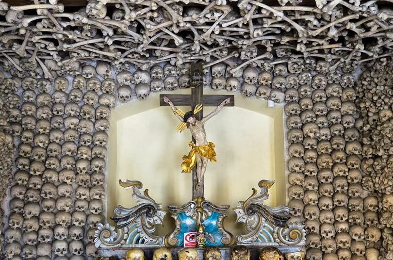 The Chapel of Skulls | Kaplica Czaszek, Poland