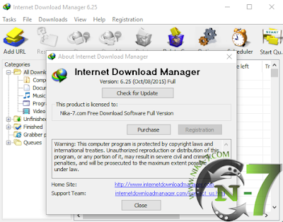 Internet Download Manager (IDM) 6.25 Build 1 Final
