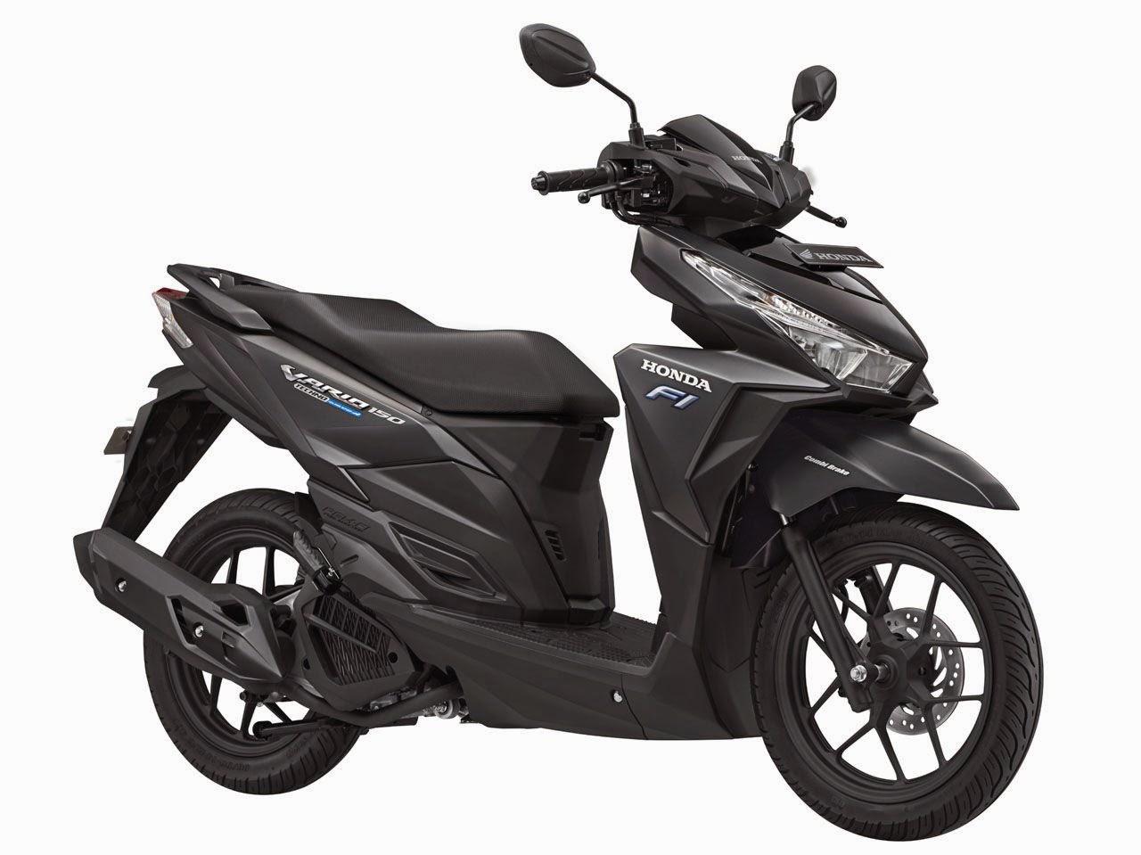 Spesifikasi harga kelebihan honda vario 150cc pgm fi cbs iss terbaru