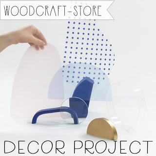 Decor Project 3. Украшение стола.