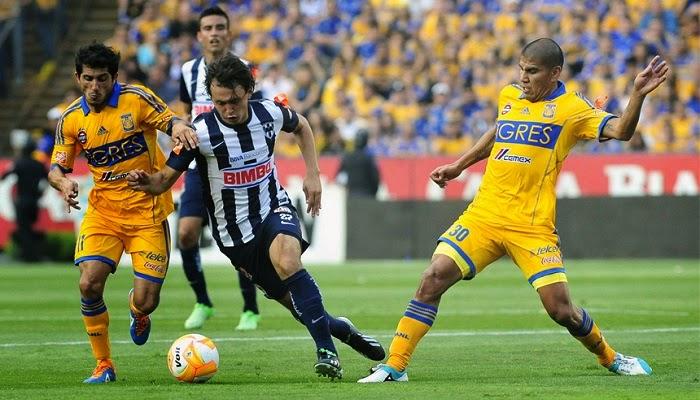 Tigres vs Monterrey en vivo