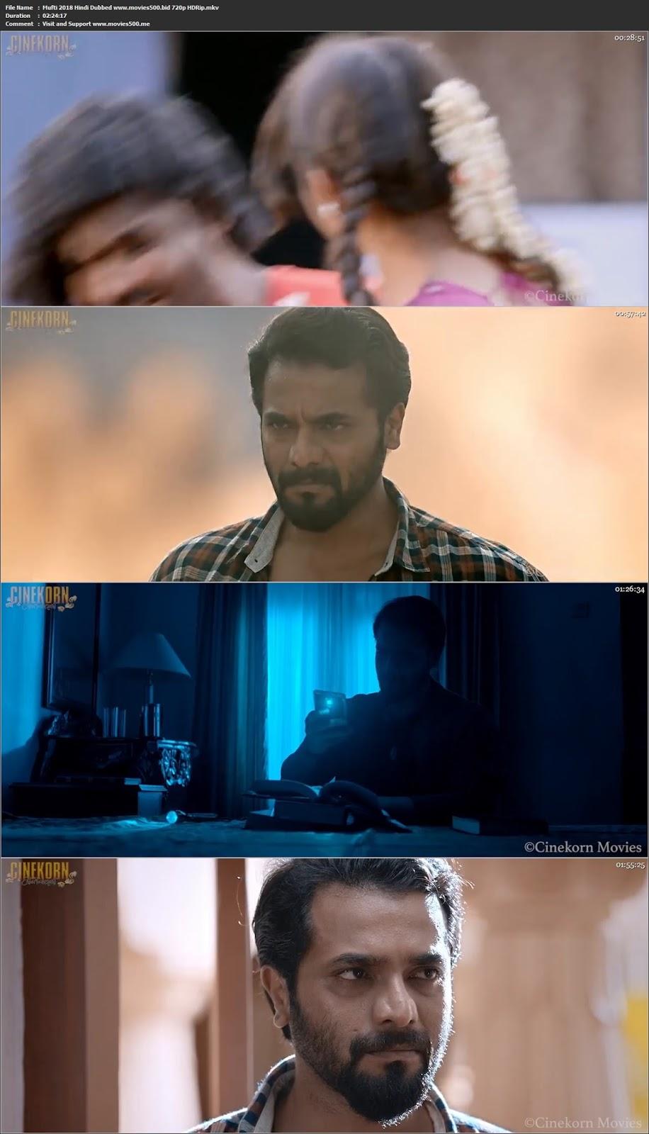 Mufti 2018 Hindi Dubbed Full Movie HDRip 720p at 9966132.com