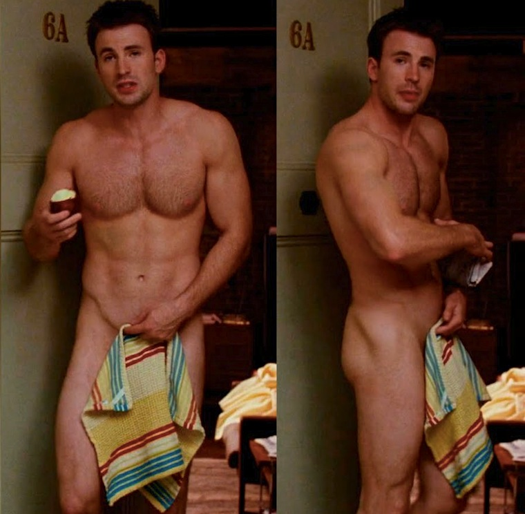 Fotos Comprometedoras - Página 6 Chris-evans-shirtless-12