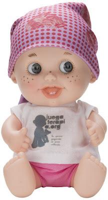 JUGUETES - Juegaterapia : Baby Pelones  Muñeco Baby Pelón Vicky Martín Berrocal   Producto Oficial 2015 | Berjuán 0142 | A partir de 3 años  Comprar en Amazon.es