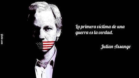 Assange, privacidad,