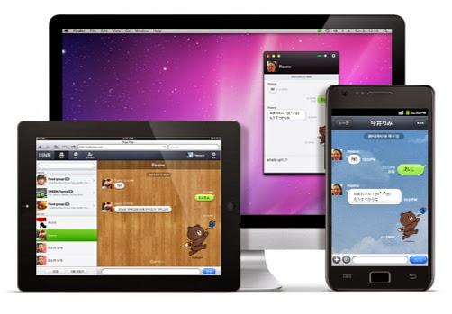 Download Aplikasi LINE Pada Komputer