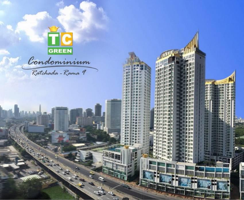 Condo TC Green Rama 9