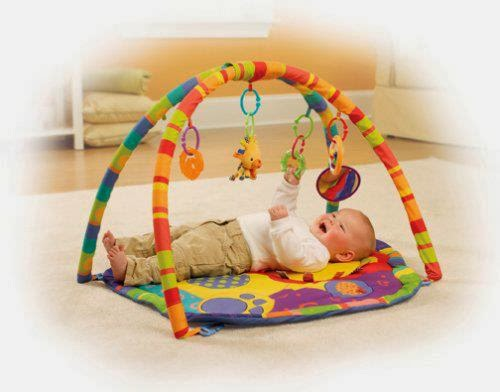 Bright Starts RRRoaring Fun Playgym
