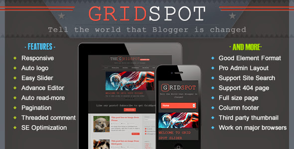The Grid Spot Template