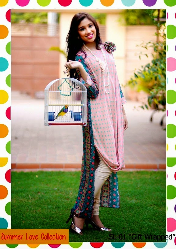 Silaayi Summer Collection 2014-2015